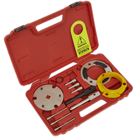 Sealey Diesel Engine Setting and Locking and Injection Pump Tool Kit for 2.0D, 2.2D, 2.4D Duratorq Chain Driven Engines