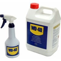 WD40 Multi Purpose Liquid and Spray Bottle