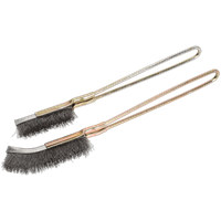 Sealey 2 Piece Wire Hand Brush Set