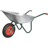 Sealey Galvanized Wheel Barrow