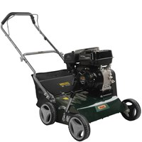 Webb WEPLS400P Petrol 2 in 1 Lawn Raker and Scarifier
