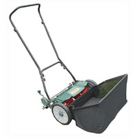 Webb WEH18 Push Hand Cylinder Lawnmower 450mm