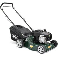 Webb WER16HP Push Petrol Rotary Lawnmower 420mms