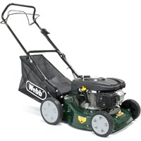 Webb WER41SP Self Propelled Petrol Rotary Lawnmower 400mm