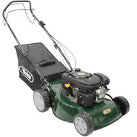 Webb WER46SP Self Propelled Petrol Rotary Lawnmower 450mm