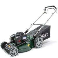 Webb 46SPHW Elite Self Propelled Petrol Rotary Lawnmower 460mm
