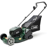 Webb RR17LIP Supreme 40v Cordless Rotary Lawnmower 430mm