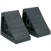 Sealey Rubber Wheel Chocks