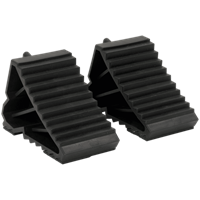 Sealey Rubber Composite Wheel Chocks