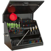 Sealey Premier Heavy Duty Wedge Tool Chest + 93 Piece Tool Kit
