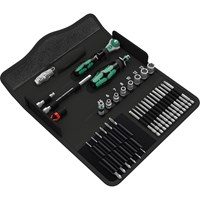 Wera Kraftform Kompakt 39 Piece Metal Working Tool Kit