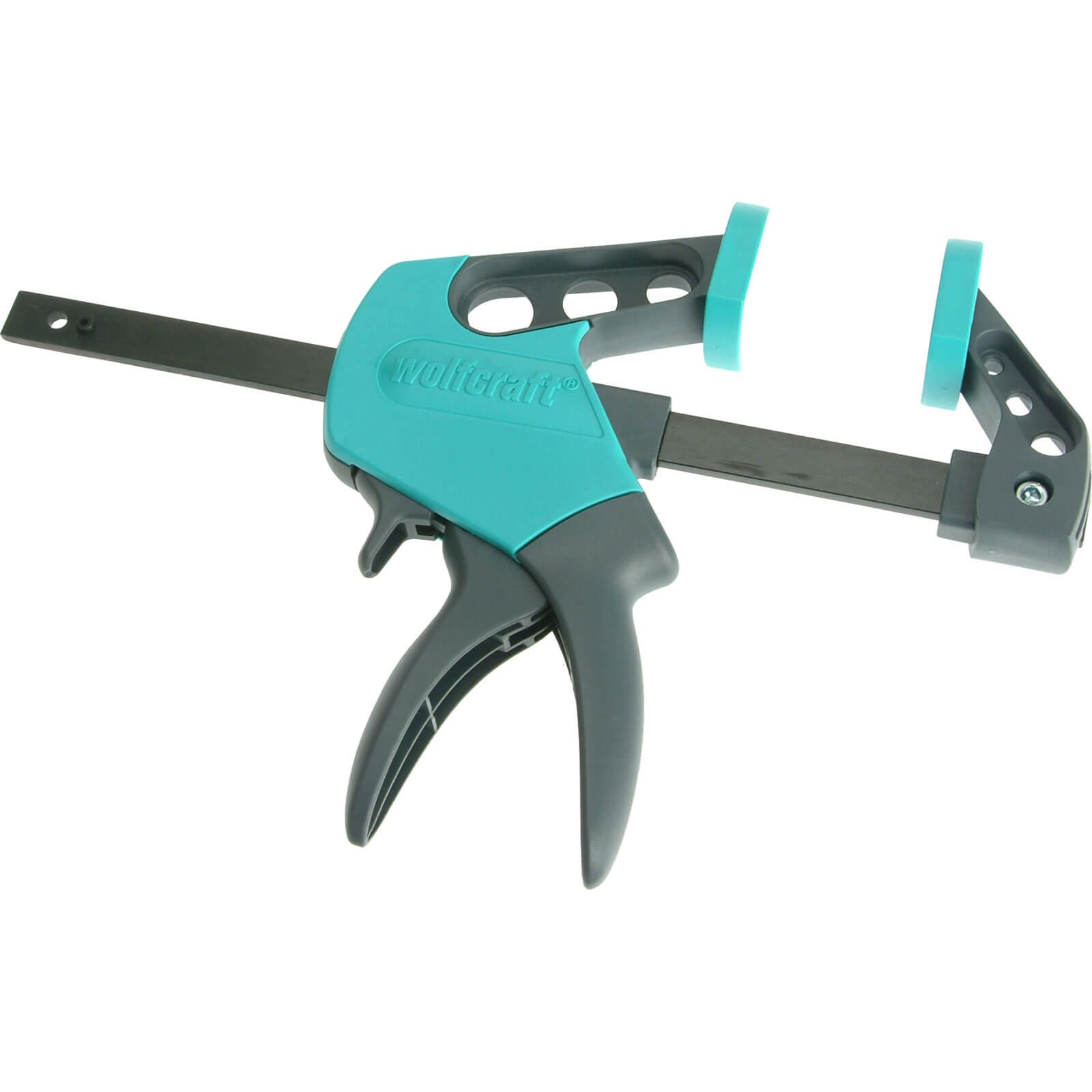 ZZZ Wolfcraft Easy One Hand Clamp