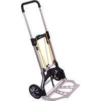 Wolfcraft Folding Height Adjustable Lift Truck Trolley