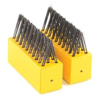 Wolf Garten Genuine Brush Heads for FBM Weeding Brush