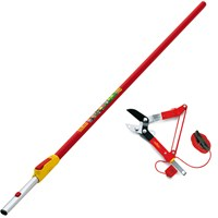 Wolf Garten Multi Change Telescopic Tree Loppers