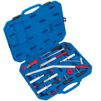 Sealey WK14 14 Piece Professional Windscreen Removal Tool Kit
