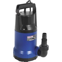 Sealey WPC250 Submersible Clean Water Pump