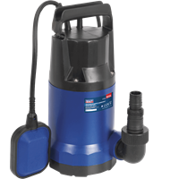 Sealey WPC250A Submersible Clean Water Pump