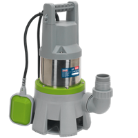 Sealey WPD415 High Flow Submersible Stainless Dirty Water Pump