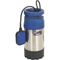 Sealey WPS92A Stainless Steel Submersible Clean Water Pump