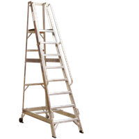 Sealey Warehouse Step Ladder
