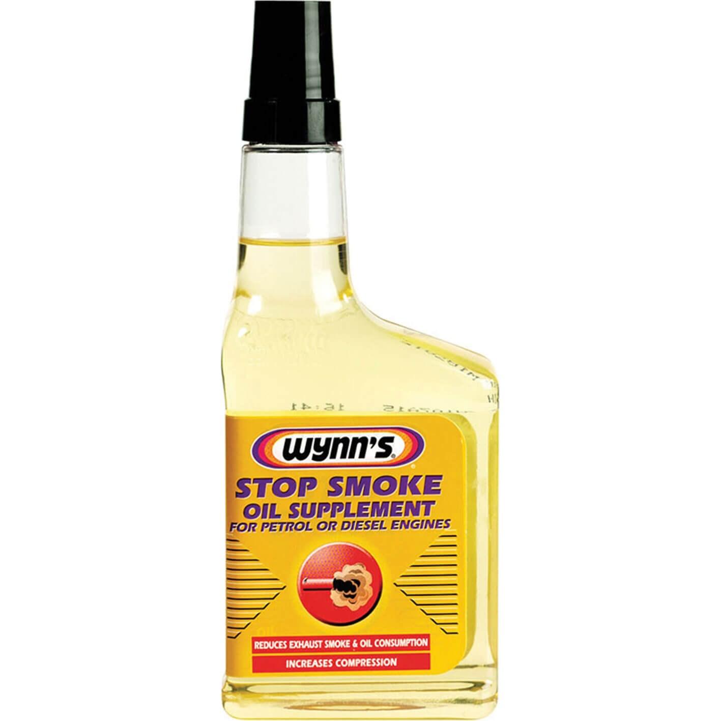 Wynns Stop Exhaust Smoke