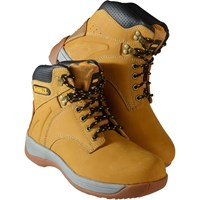 Dewalt Mens Extreme 3 Wheat Safety Work Boots