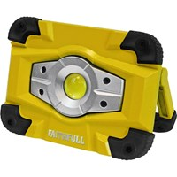 Faithfull Magnetic Rechargeable Work Light
