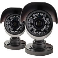 Yale Alarms Hdc-303G-2 36 Led Hd 720 Bullet Camera Twin Pack