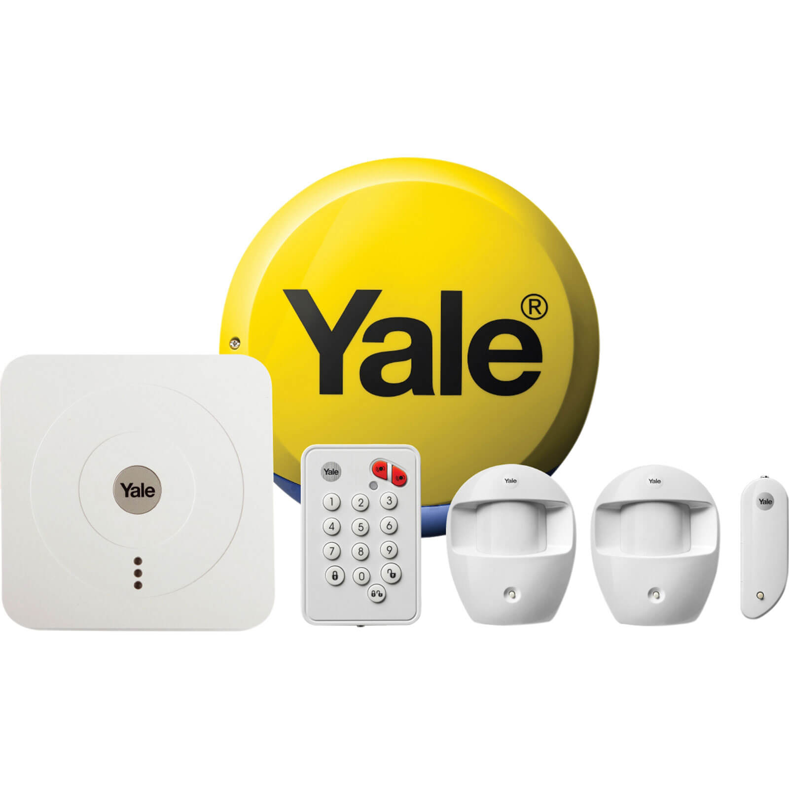 Yale SmartHome Alarms | Professional
