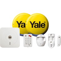 Yale Alarms Sr-330 Smart Home Alarm and View Kit
