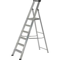 Youngman INDUSTRIAL Aluminium Platform Step Ladder