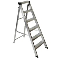 Youngman INDUSTRIAL Aluminium Step Ladder