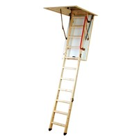 Youngman ECO S LINE 3 Section Loft Ladder & Hatch