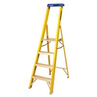 Youngman CATWALK TRADE Fibreglass Platform Step Ladder