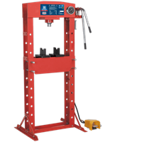 Sealey Air Hydraulic Press