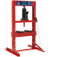 Sealey Economy Hydraulic Bench Press