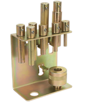 Sealey 8 Piece Press Pin Set