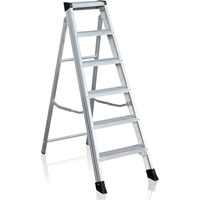 Zarges Trade Swingback Step Ladder