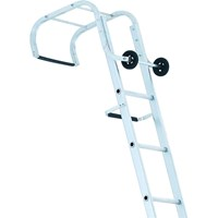 Zarges Industrial Two Part Roof Ladder