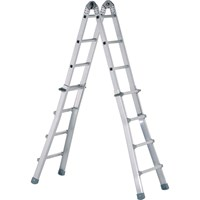 Zarges Z600 Industrial Telescopic Combination Ladder