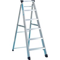 Zarges Industrial Swingback Step Ladder