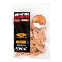 Trend Wood Jointing Biscuits