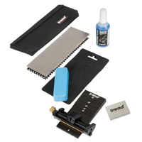 Trend Diamond Whetstone Honing & Sharpening Kit