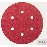 Bosch Red Wood Sanding Disc 150mm