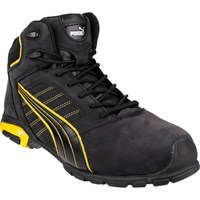 Puma Mens Safety Amsterdam Mid Safety Boots
