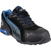 Puma Mens Safety Rio Low Safety Boots