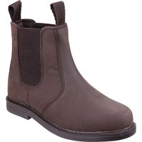 Amblers Mens Camberwell Pull On Dealer Boots