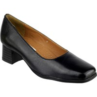 Amblers Walford Ladies Shoes Wide Fit Court