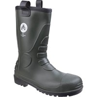 Amblers Mens Safety FS97 PVC Rigger Boots